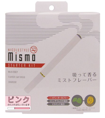 mismo ミストスモーク ピンク