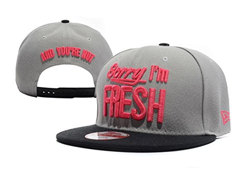 Sorry I'm Fresh Baycik Snap Back Chic Snapback (Air Lebron Slide compare prices)