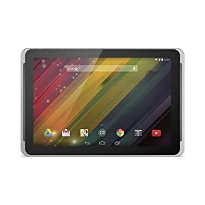 HP 10 Plus 10.1-Inch 16 GB Tablet (Silver) at Electronic-Readers.com