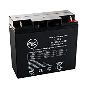 Tripp Lite Omni 900 12V 18Ah UPS Battery - This is an AJC Brand Replacement