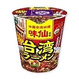 味仙 台湾ラーメン ビッグ カップ麺 109g×12個