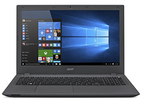 Acer e5 573 30wc 156 intel core i3 4005u dual core 17ghz 4gb ram 1tb hard drive windows 10 home nxmvhek083