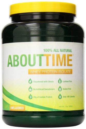 DDC Nutrition About Time isolat protéique de