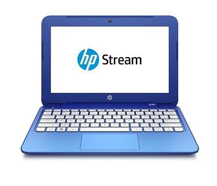 HP Stream 11-d012TU ブルーモデル(クラウド世代の新スタイルPC)