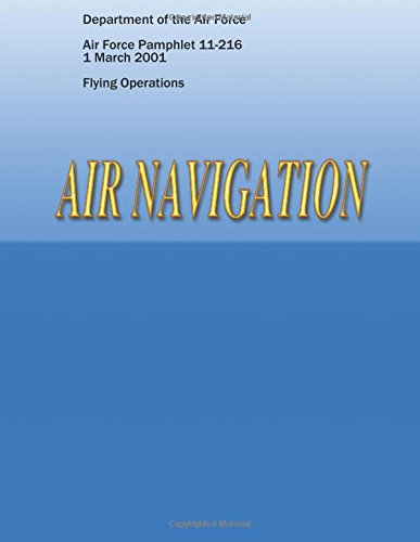 Air Navigation (Air Force Pamphlet 11-216)