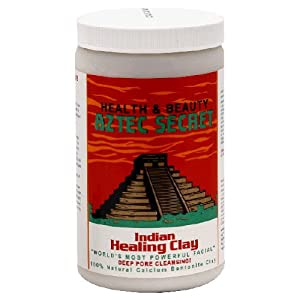 Aztec Secrets: Indian Healing Bentonite Clay, 2 lbs