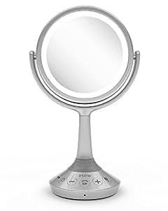 Vanity With Lights And Bluetooth : Amazon.com: iHome 6