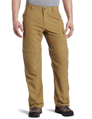 Mountain Khakis Men's Granite Creek Convertible, Mushroom, 40 Waist/32 Length