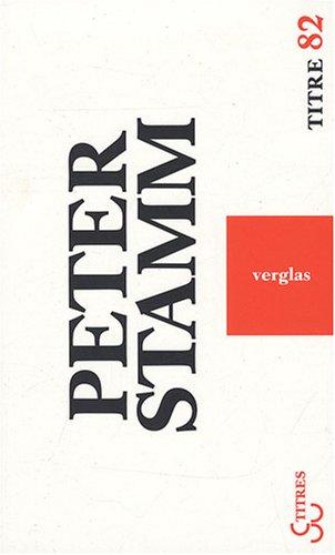 Peter STAMM (Suisse) 411bp71jaDL._