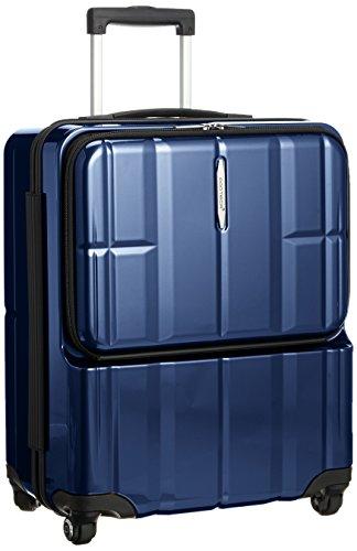 [プロテカ] Proteca 日本製スーツケース マックスパスH 40L 機内持込みサイズ 3年保証付き <リサイクルキャンペーン(6/1~8/31)対象>(コズミックネイビー)