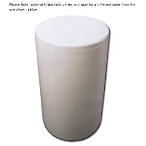 Water softener parts: replacement brine tank (generic)