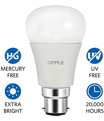 Opple 14W B22 LED Bulb (Warm White, Pack Of 4) Image