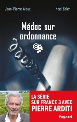 """Livre """"Le Médoc sur ordonnance"""" 411brUJPZ6L._SL500_"""