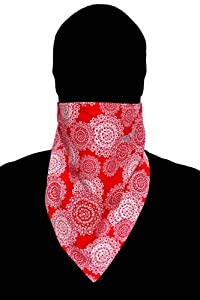 Buy Bandit hideout Fleece Lined Ski Snow Face Bandana by Bandit