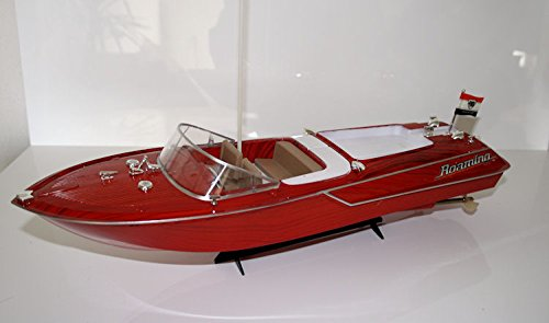 RC-Sportboot-ST-TROPEZ-ferngesteuertes-Schiff-Alles-inklusive-15-kmh-Top-Speed