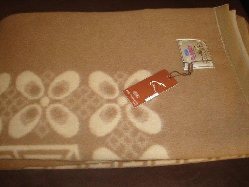 Buy Camel Wool Blanket-100% Pure Camel wool blanket 78 in x 59 in