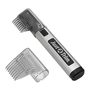 just a trim as seen on tv hair trimmer in. Black Bedroom Furniture Sets. Home Design Ideas
