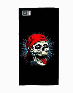 Pick Pattern Back Cover for Sony Xperia Z1