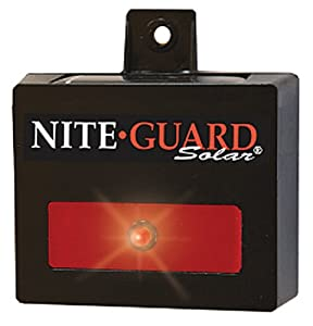 Nite Guard Solar NG-001 Predator Control Light, Single Pack