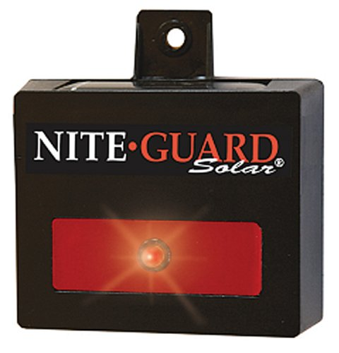 Nite Guard Solar NG-001 Predator Control Light,