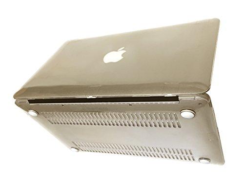 新型 NEW MacBook 12インチ用 ハードケース【amacore】高品質シェルカバー (12icnh Retina, クリア)