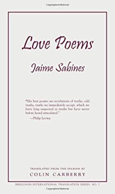 Love Poems (Biblioasis International Translation Series)