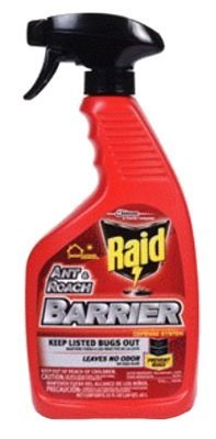 Raid Ant and Roach Barrier, 22.0 Ounce (Roach Spray compare prices)