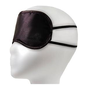 Dream Essentials Snooz Silky Soft Eye Mask - Black