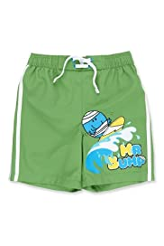 Mr Bump Magic Print Swim Shorts [T88-3964C-S]