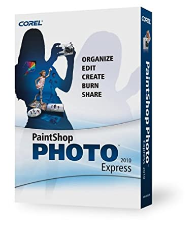 Corel PaintShop Photo  Express 2010 [OLD VERSION]