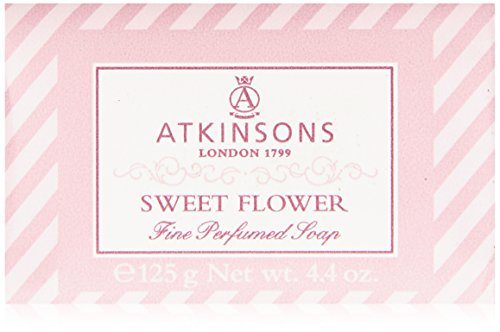 Atkinson - Sweet Flower, Sapone Profumato - 125 g