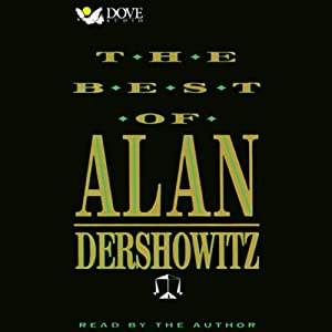 The Best of Alan Dershowitz Audiobook