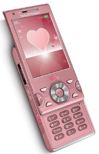 Sony Ericsson W995 Handy  (UMTS, 8.1 MP, UKW-Radio, 8GB) Valentine Pink