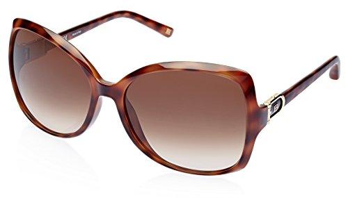 Escada Escada Cateye Sunglasses (Demi Brown) (SES 271|0748|59)