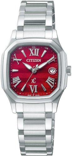[シチズン]CITIZEN 腕時計 xC クロスシー  Eco-Drive エコ・ドライブ 電波時計 Perfex搭載 篠原涼子着用モデル XCB38-9201 レディース