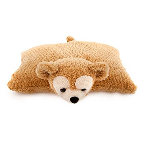ディズニー【USA限定】 ダッフィー クッション(まくら / ピロー型 クッション) 約50cm | Disney Parks Exclusive 20 inch Duffy Bear Reversible Pillow Disney theme parks merchandise