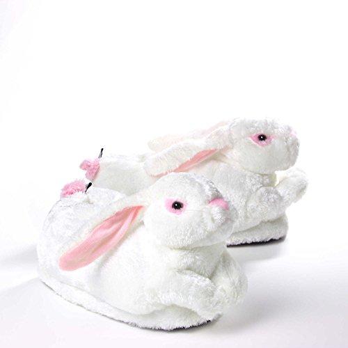 sleeperz-lapin-blanc-chaussons-animaux-peluche-adulte-et-enfant-homme-et-femme-xs