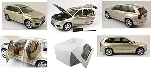 2015-volvo-xc90-luminous-metallic-sand-1-18-by-ultimate-diecast-88191-by-volvo