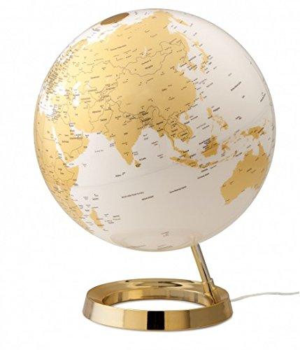 Mappamondo Atmosphere L&C Bright Gold