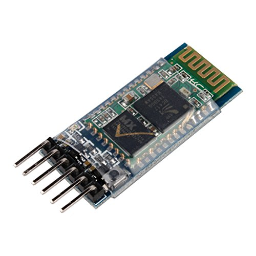 JBtek HC-05 Wireless Bluetooth Host Serial Transceiver Module Slave and Master RS232 For Arduino