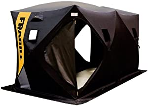 Frabill Headquarters Ice Shelter by Frabill