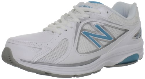 New Balance Women'S Ww847 Health Walking Shoe,White,8 2A Us