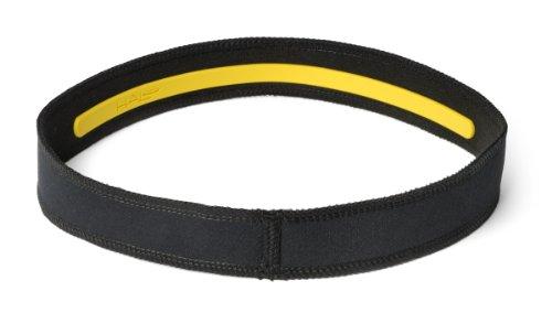 Halo Headband Sweatband Slim, 1-Inch, Black