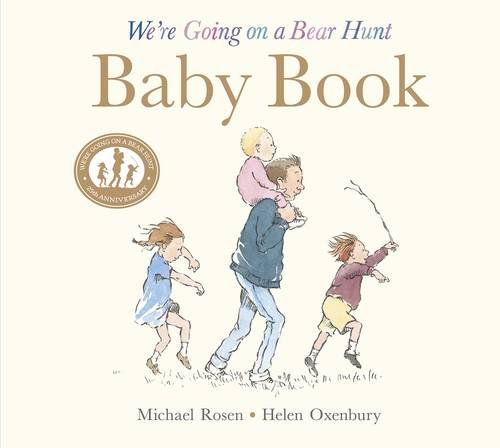 We'Re Going On A Bear Hunt: Baby Book front-993846