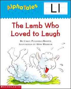 AlphaTales (Letter L: The Lamb Who Loved to Laugh) - 1