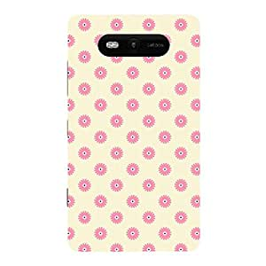 Skin4gadgets FLORAL Pattern 19 Phone Skin for LUMIA 820