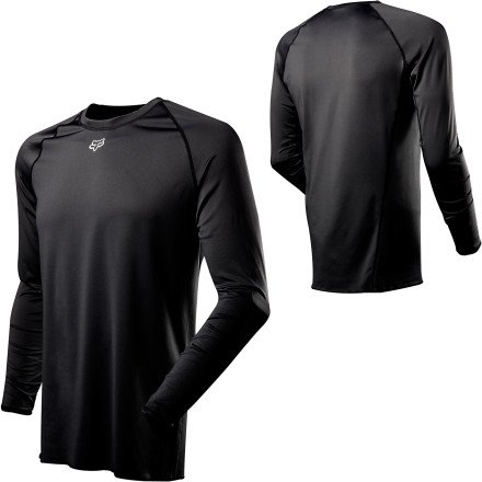 Image of Fox Racing First Layer Jersey - Long-Sleeve - Men's (B004BSEPYO)