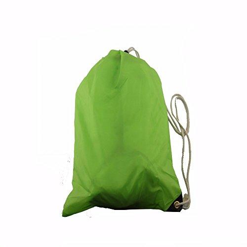 (グリーン) LazyバッグLaybag LayバッグSleepingバッグFastインフレータブルキャンピングエアソファーSleepingビーチベッドバナナラウンジバッグエアベッドLounger China