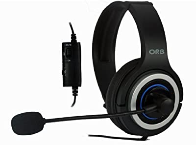 ORB Elite Gaming Headset (PS4) from ORB