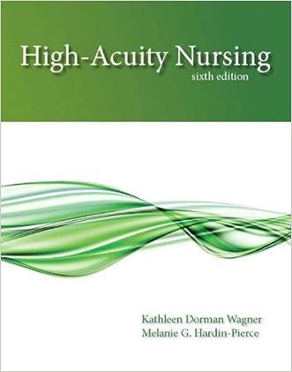 High-Acuity Nursing (6th Edition)